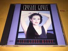 CRYSTAL GAYLE cd AINT GONNA WORRY hits NEVER ENDING SONG OF LOVE faithless love