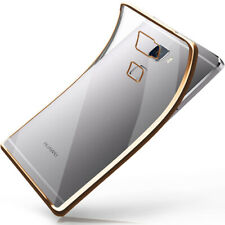 Silicone Case for Huawei Mate S Chrome Back Cover Ultra Clear New Cases Thin