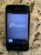 Apple iPhone 3GS - 8GB (AT&T) - Black Model A1303 Smartphone