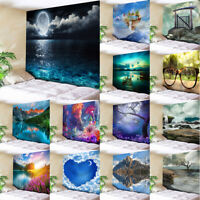 Fantastic Scenery Bedroom Tapestry Psychedelic Wall Hanging Tapestry Home Decor