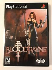 Bloodrayne 2 - Playstation 2 - Replacement Case - No Game