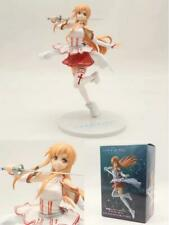 20cm Sword Art Online Ordinal Scale SAO Yuuki Asuna Anime Action Figure Figuren