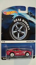 2015 HOT WHEELS HERITAGE *DATSUN 240Z* 3/18 REAL RIDERS