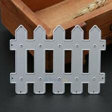 Fence Cutting Dies Stencil For DIY Scrapbooking Paper Card Diary Embossing Craft