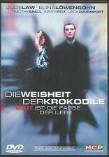 Die Weisheit der Krokodile - Blut ist die Farbe der Liebe (Jude Law) DVD #3855