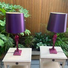 Set Of Bedside Lamps