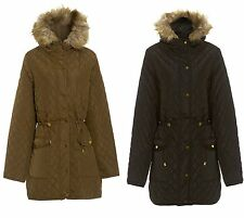 Unbranded Zip Parkas for Women