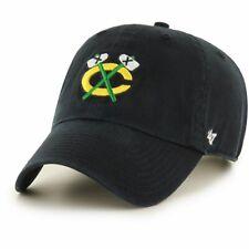 47 Brand Adjustable Cap - CLEAN UP Chicago Blackhawks