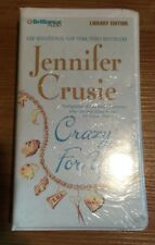 Crazy for You by Jennifer Crusie New 4 Cassette Abridged $62.25