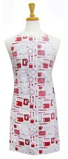 Skillet Momma Chef's Kitchen Protective Coating Apron Two Lumps of Sugar