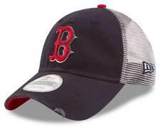 New Era MLB Men's 9Twenty Team Rustic Boston Red Sox Baseball Hat 80364260