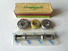*Rare NOS Vintage 1980s Campagnolo Nuovo Record Pista French bottom bracket*