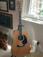 Special Edition 1 of 50 New Brazilian Wood Martin D28 Guitar