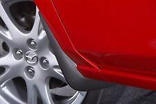Genuine Mazda 2 2010 Onwards Front Mud Flaps