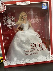 25th Anniversary Holiday Barbie 2013 (Walmart Exclusive)