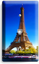 EIFFEL TOWER PARIS LOVE OF CITY PHONE JACK TELEPHONE WALL PLATE COVER HOME DECOR