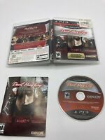 Sony PlayStation 3 PS3 CIB Complete Tested Devil May Cry HD Collection