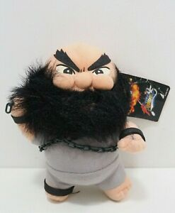 King Of Fighters 1995 Chang Koehan Missing Part SNK Plush TAG Toy Doll japan