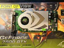 GEFORCE 7800GT 256MB PCIEX  Point of View