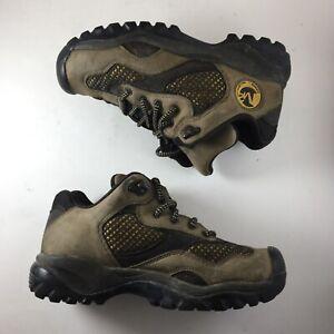 Merrell Ventilator Low Hiking Boots Millennium M2 Brown & Blue Womens 6.5