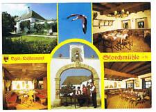 Ak. Farbkarte 7064 Oslip Restaurant Storchenmühle