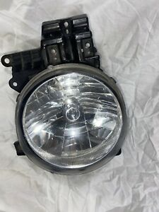 Headlights Front Lamps Pair Set for 07-14 Toyota FJ Cruiser Left & Right
