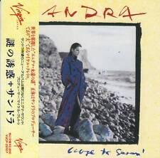 SANDRA - CLOSE TO SEVEN (1992) Synth Pop Disco CD+OBI Jewel Case+FREE GIFT