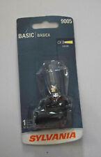 Sylvania Basic Light Bulbs 9005 (2) Replacement Bulbs