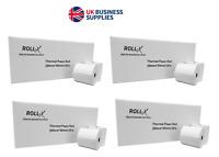 20-500 80x80mm Roll-X Thermal Till Rolls Chip Pin PDQ Buy3+ Get FREE P&P 80 x 80
