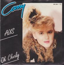 "Cassy Aus / Oh Charly 1987 Jupiter Records 7"" (Near Mint)"
