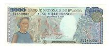 Rwanda - 1988, 5000 Francs !Unc!