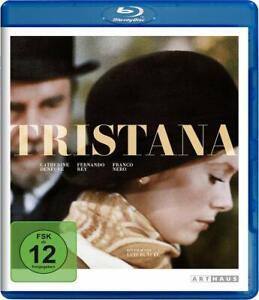 Tristana [Blu-ray/NEU/OVP] von Luis Bunuel mit Catherine Deneuve, Fernando Rey,