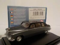 Daimler DS420 - Black Grey, Oxford Diecast 1/76 New Dublo, Railway Scale