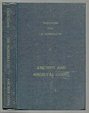Ancient & Medieval Coins by The Numismatist (1960, Hardcover)