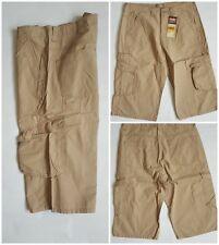 "Wrangler Premium Lightweight Multi Pocket Cargo Shorts, Waist 36"""