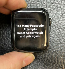 PARTS ONLY APPLE WATCH  Series 5 44 mm  LOCKED