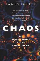 Chaos: Making a New Science,James Gleick- 9780749386061