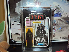 KENNER STAR WARS CARDED  FIGURES THIS SALE IS FOR ACRYLIC CASES ONLY NO TOYS