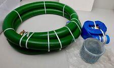 Jgb Enterprises Eagle Hose Pvcaluminum Watertrash Pump Hose Kit 3green Blu