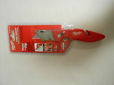 New in package Milwaukee Fastback Flip Utility Knife 48-22-1901