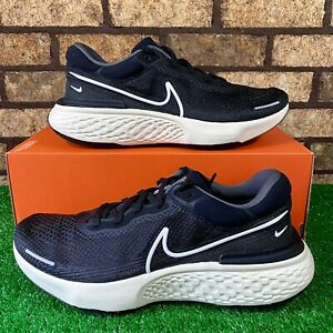💥Nike ZoomX Invincible Run Flyknit (Size 14) CT2228-001 'Black/White' Shoes💥