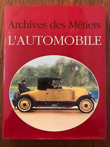 Archives des métiers : L'automobile - Michèle Trinckvel