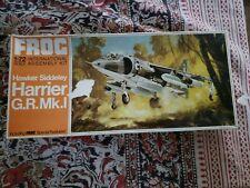 Nib: Vintage Hawker Siddeley Harrier G.R.Mk.I by Frog 1:72