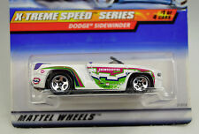 Hot Wheels Xtreme Speed Dodge Sidewinder Car 21113 943 5SP New