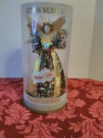 Vintage Collector Doll Motion Musical Christmas Tabletop Angel