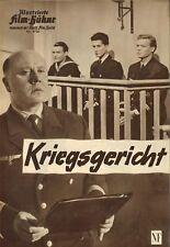 IFB 4756 | KRIEGSGERICHT | Karlheinz Böhm, Christian Wolff, Sabina Sesselmann