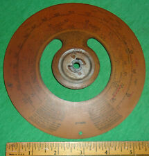 #27-5009 Philco Authentic Vintage Replica  RADIO DIAL for 80,81,1700KC