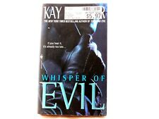 Whisper of Evil by Kay Hooper (PB)