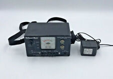 Channel Master Signal Satellite Meter Model 1007IFD With Power Supply