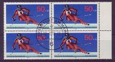 Gestempelte Briefmarken aus der BRD (1970-1979) mit Olympischen-Spielen-Motiv